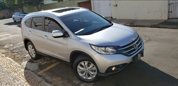 Honda Cr-v 2013 2.0 Exl 4x4 Flex Aut. 5p