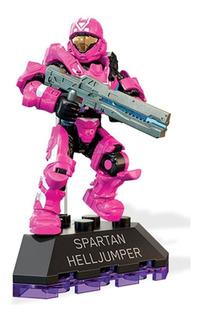 Mini Figura Spartan Helljumper 5 Cm Halo