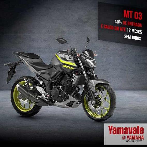 Yamaha Mt-03 Abs 2018/2019 Abs