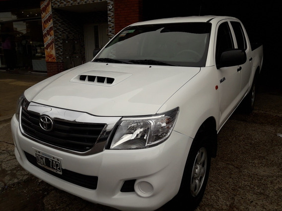 Toyota Hilux Dx Pack 2014