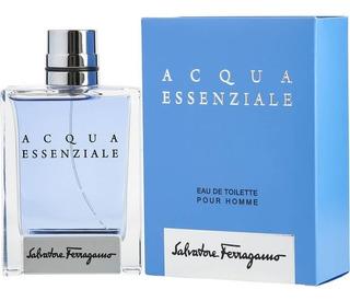 Perfume Acqua Essenziale Para Hombre De Ferragamo 100ml