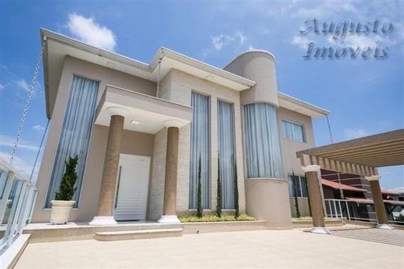 Chácara Condomínio Vale Do Sol Casa De Altíssimo Padrão