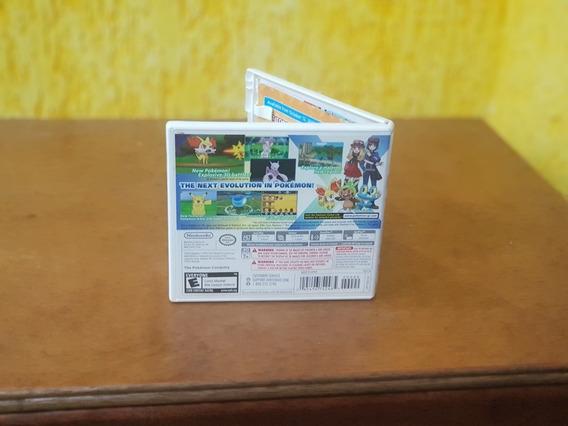 Pokemon X Usada Original Nintendo 3ds.midia Fisica