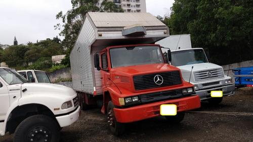 Mb 2318 Truck Bau Longo Reduzido