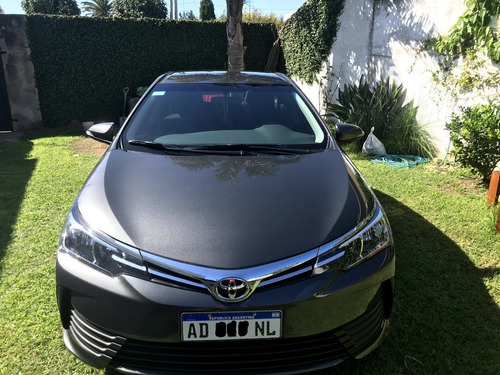 Toyota Corolla Xli Cvt 2019 . 6238 Kms Poco Uso Como 0km