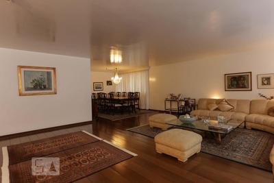 Apartamento No 2º Andar Mobiliado Com 4 Dormitórios E 3 Garagens - Id: 892935634 - 235634