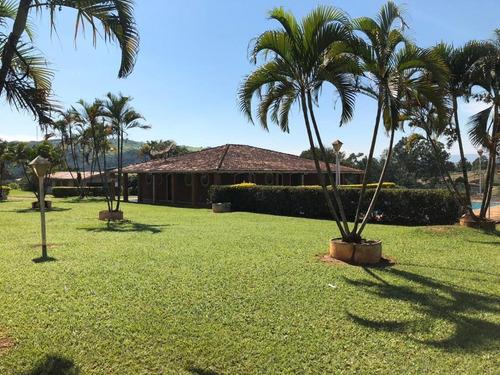 Chácara Com 3 Dormitórios À Venda, 13060 M² Por R$ 860.000,00 - Santa Elisa - Itupeva/sp - Ch0003