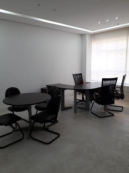 Apartamento Em Bairro Barcelona, São Caetano Do Sul/sp De 34m² Para Locação R$ 1.800,00/mes - Ap295016