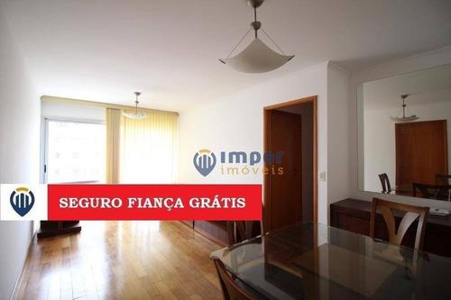 Imagem 1 de 23 de Apartamento, 66 M² - Venda Por R$ 820.000,00 Ou Aluguel Por R$ 2.350,00/mês - Perdizes - São Paulo/sp - Ap9332