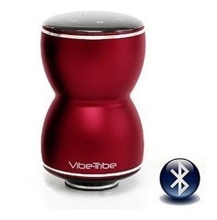 Vibe-tribe Thor Red: Altavoz De Vibración Con Funciones Comp