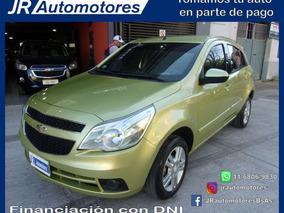 Chevrolet Agile 1.4 Ltz 5 Ptas 2010 Jr Automotores