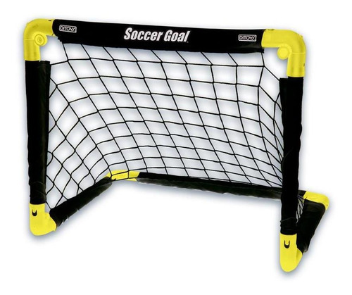 Imagen 1 de 10 de Arco De Futbol Infantil Soccer Goal Ditoys Plegable Promo