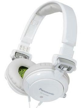 Fone De Ouvido Panasonic Rp-djs400a Branco Original