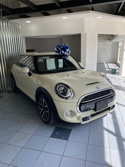 Mini Cooper S Hot Chili 2019