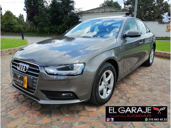 Audi A4 Comfort 2014