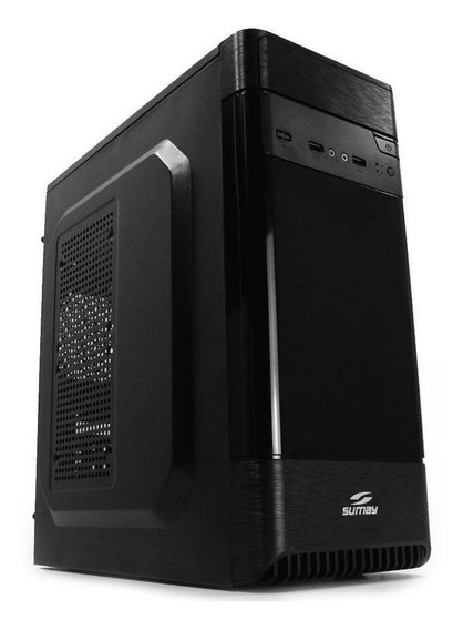 Computador 1155 I3 2100 4gb Ddr3 Ssd 120gb Pc Desktop Cpu