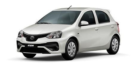 Toyota Etios X 1.5 6m/t 5p 2021