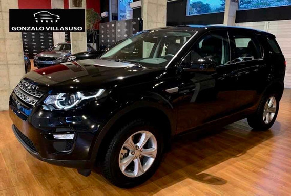 Land Rover Discovery Sport 250hp 3 Filas