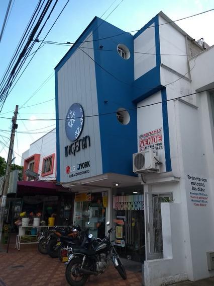 Venta Edificio Comercial Cúcuta Avenida Cero 0