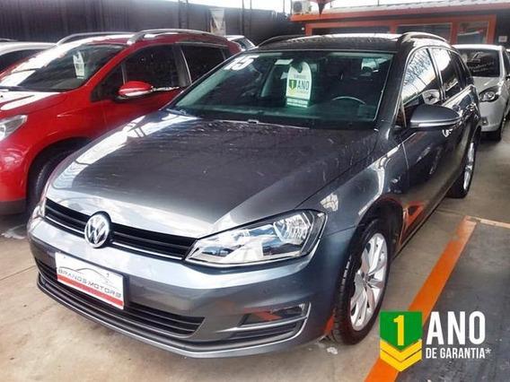 Volkswagen Golf Variant 1.4 Tsi Bluemotion Gasolina 4p Aut.
