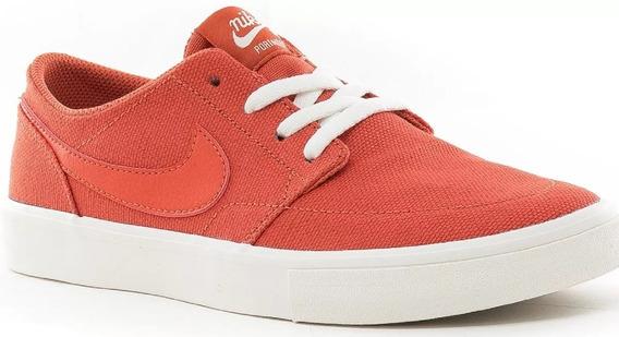 Zapatillas Nike Sb Solarsoft Portmore Ii Vintage Coral Nike