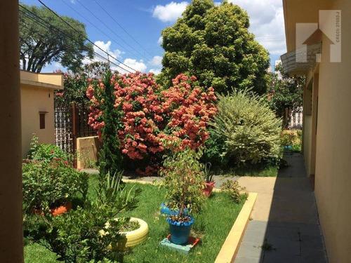 Casa Com 5 Dormitórios À Venda, 204 M² - Jardim Cica - Jundiaí/sp - Ca1080