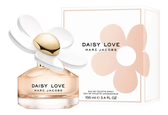 Marc Jacobs Daisy Love 100ml | Original + Amostra De Brinde