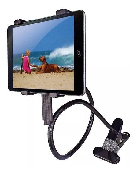 Suporte Articulado Universal P/ Tablet Cama Berço Escritorio