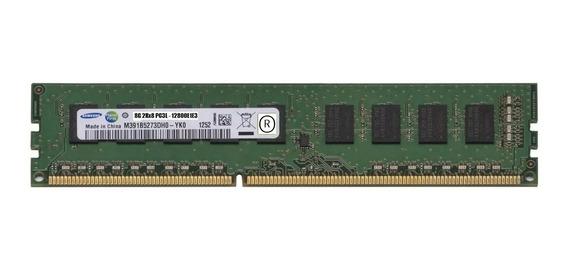 Memória 8gb Ddr3 Ecc Udimm Servidor Lenovo Thinkserver Ts140
