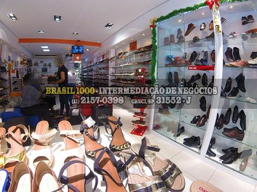 Loja De Calçados, Pinheiros, São Paulo  Sp. (cód. 6879)