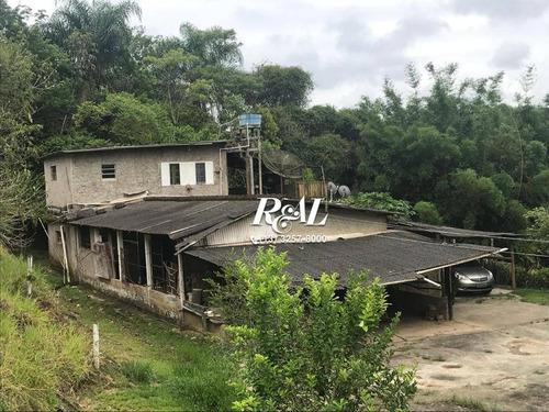 Chácara Com 4 Dormitórios À Venda, 9517 M² Por R$ 250.000,00 - Braço Grande - Miracatu/sp - Ch0022