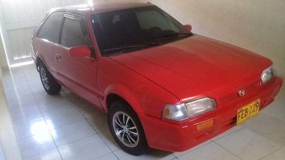Mazda 323 Coupe Motor 1300
