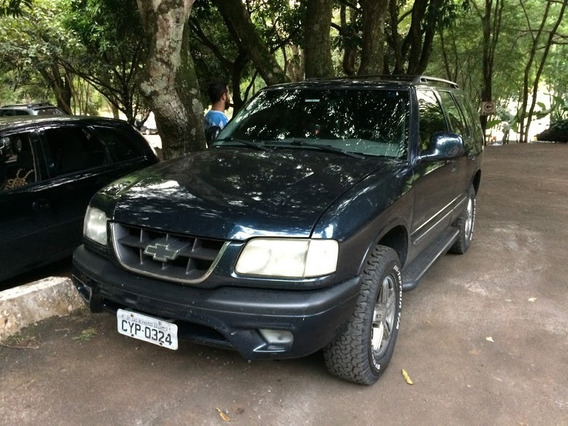 Blazer Dlx 4.3 V6 1998 - Kit Gnv Capacidade 25m3