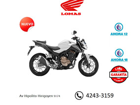 Cb500f Honda Hondalomas Concesionario Oficial.