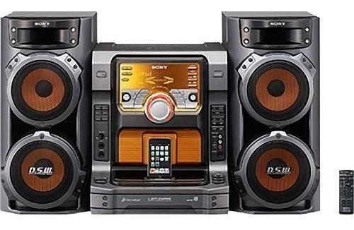 Micro System Sony Lbt-zx66i Mutek-**adaptador Bluetooth