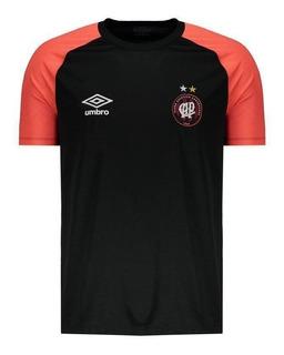 Camisa Umbro Atlético Paranaense Treino 2018 Preta