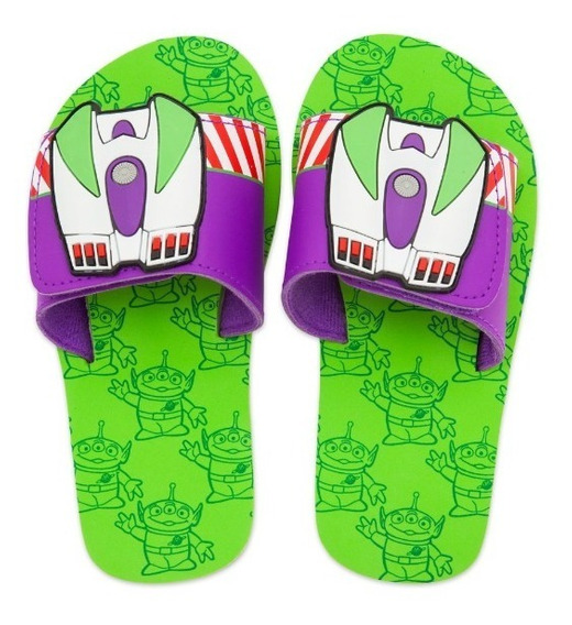 Chinelo Buzz Lightyear Toy Story 4 Disney Original