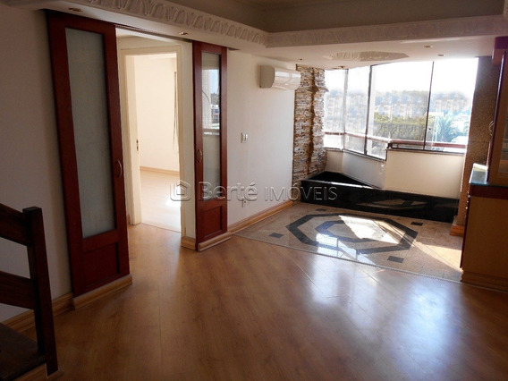 Cobertura Em Cavalhada Com 2 Dormitórios - Bt7893