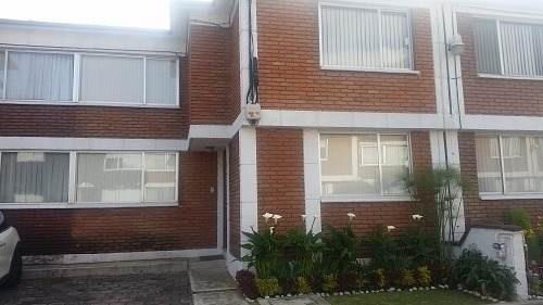 Casa En Renta Metepec Villas San Agustín 15-cr-6600
