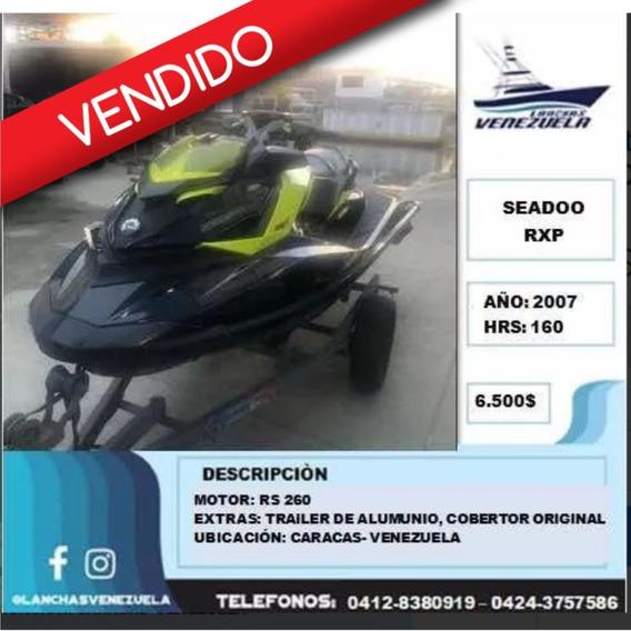 Moto De Agua Seadoo Rxp 260 Rs