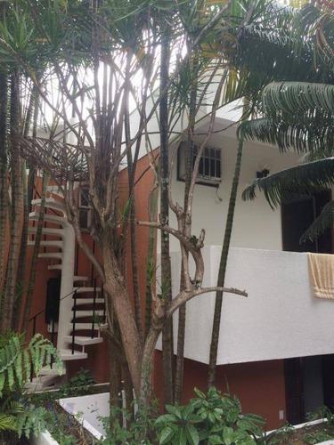 Imagem 1 de 13 de Sobrado Com 5 Dormitórios, 704 M² - Venda Por R$ 3.195.000,00 Ou Aluguel Por R$ 9.000,00/mês - Vila Homero Thon - Santo André/sp - So0449