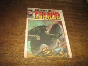 O Melhor Em Terror Edição Especial Ano 1972 Ed Maravilha