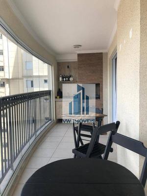 Apartamento Com 2 Dormitórios À Venda, 93 M² Por R$ 589.000 - Centro - Guarulhos/sp - Ap0001