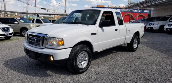 Ford Ranger 2011 Pickup Xl L4 Crew Cab 5vel Aa Mt