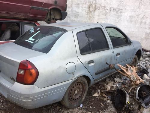 Renault Clio 1.0 16v 2001 Sucata Somente Peças