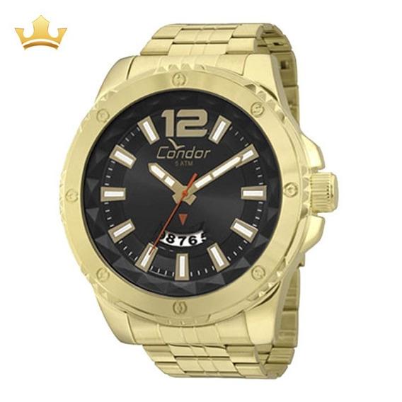 Relógio Condor Masculino Co2115wx/4p Com Nf