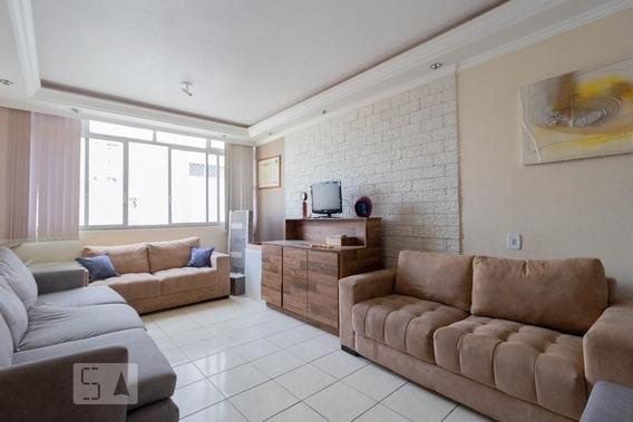 Apartamento No 10º Andar Mobiliado Com 3 Dormitórios E 1 Garagem - Id: 892961708 - 261708