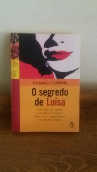 Livro O Segredo De Luísa