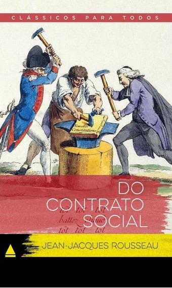 Do Contrato Social - Col. Clássicos Para Todos