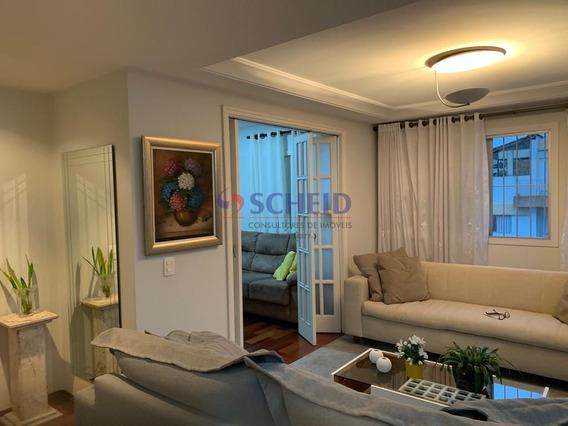 Excelente Cobertura Com Vista Para Alto Da Boa Vista - Mr67885